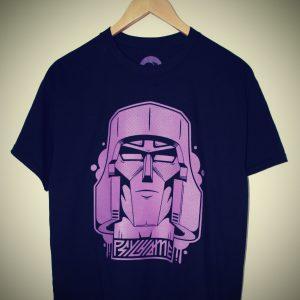 psychrome-megatron-tshirt