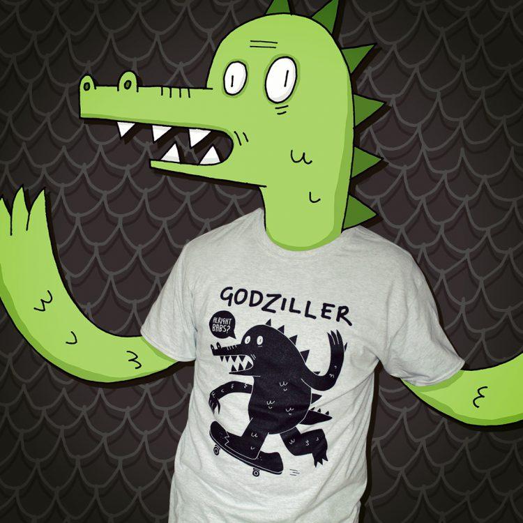 Godzller-Model2